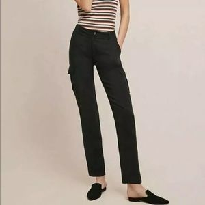 Anthropologie rails kai pants lg NWT black